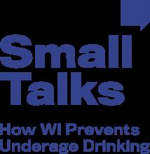 Small Talks Campaign logo